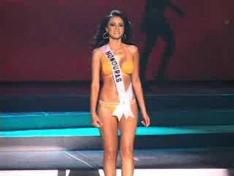 Honduras - Miss Universe 2008 Presentation - Swimsuit