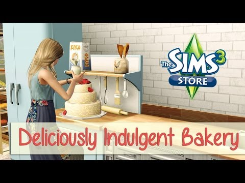 The Sims 3 Store: Deliciously Indulgent Bakery Review!