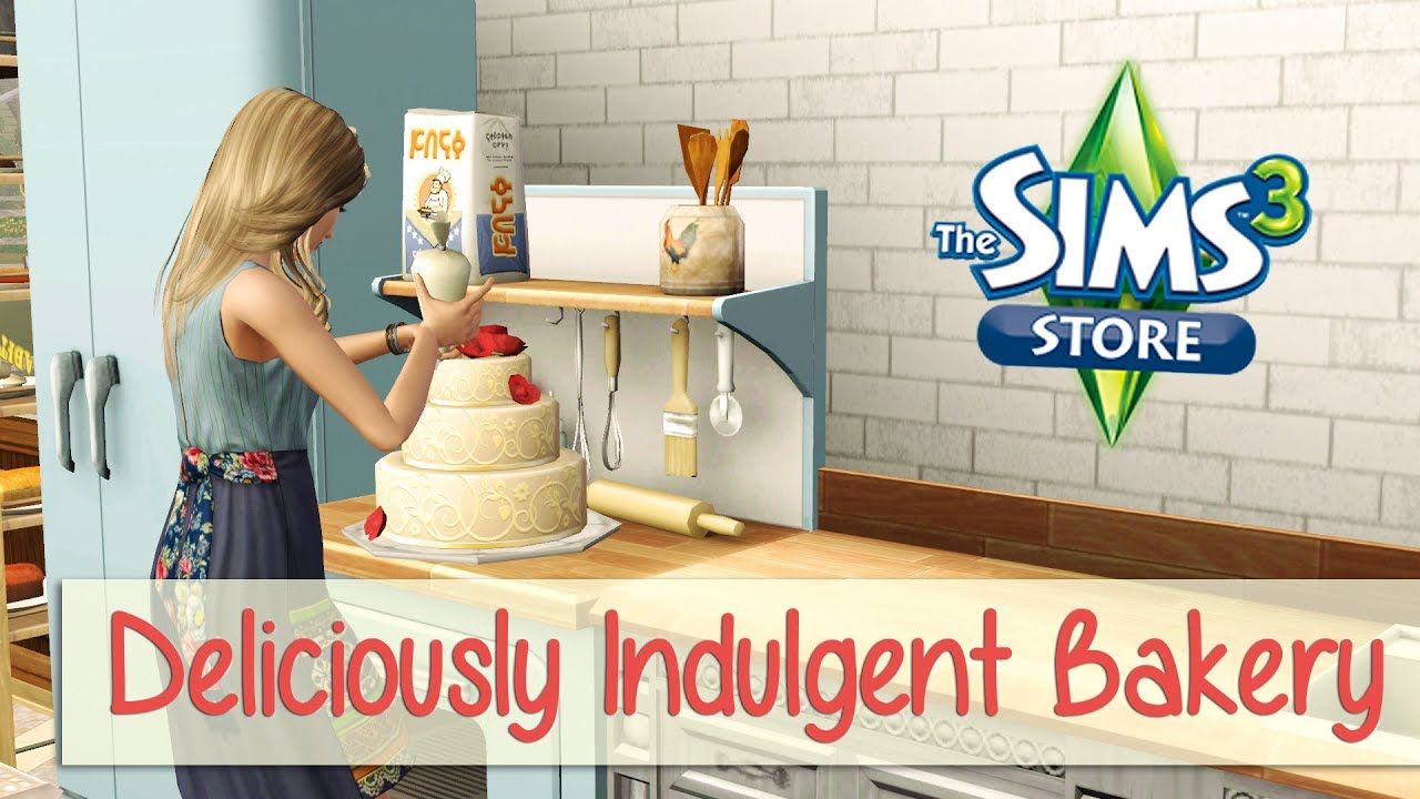 how to open a bakery in the sims 4