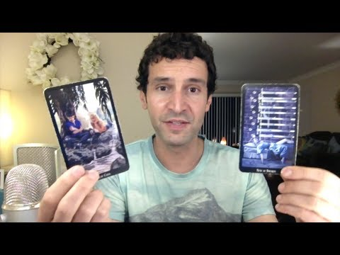 ARIES November 2017 Extended Monthly Intuitive Tarot Reading