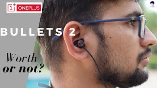 One Plus bullet 2 Wireless Earphone Unboxing & Review [ Worth or not?]
