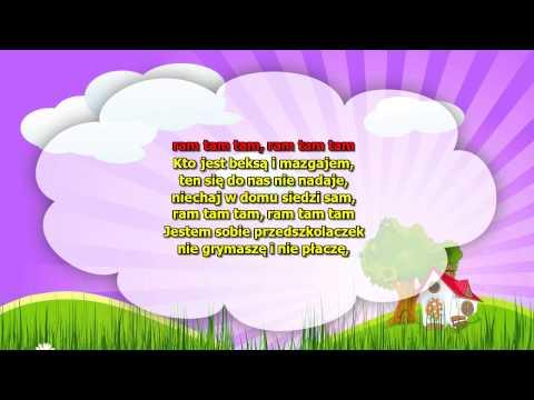 Karaoke Dla Dzieci - Jestem Sobie Przedszkolaczek - Z Wokalem