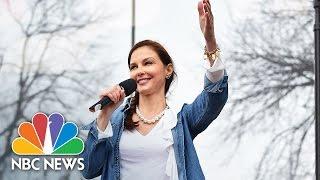 Ashley Judd's Fiery 'Nasty Woman' Speech Takes Aim at Sexism, Racism | NBC News
