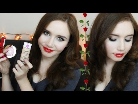 Scarlett Johansson Inspired Tutorial ♥ Using 100% Drugstore Makeup