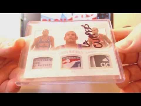 All Los Angeles Clippers in 10 cases of National Treasures #2
