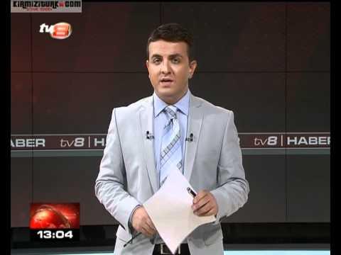 Tv8 Haftasonu Haber Spikeri Gökay Kalaycıoğlu