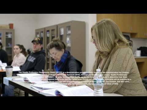 Warren County Community College Health Profession Opportunity Grant (HPOG)