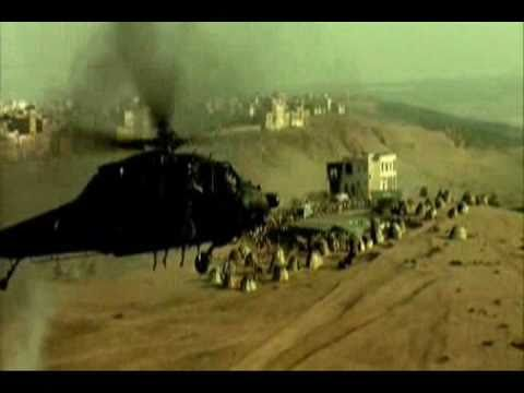 Scene Black Hawk Down Black Hawk Down First Scene