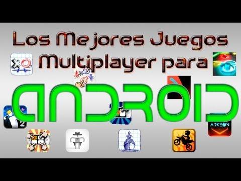 Los Mejores Juegos Multiplayer para Android