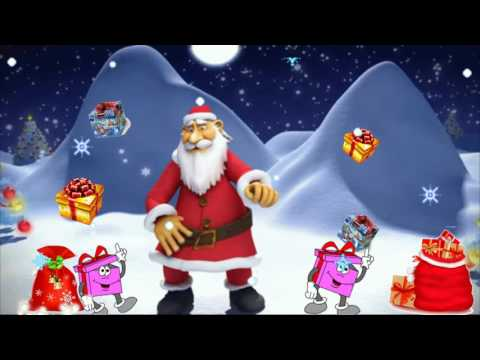 С Новым 2017 годом! Веселое шуточное поздравление под песню Дед Мороз и Снегурочка