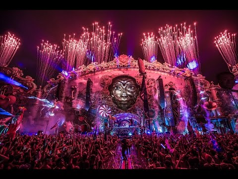 TomorrowWorld 2015 | Tiësto