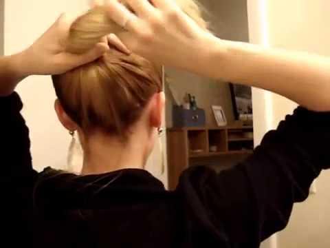 Видео как научиться плести причёски