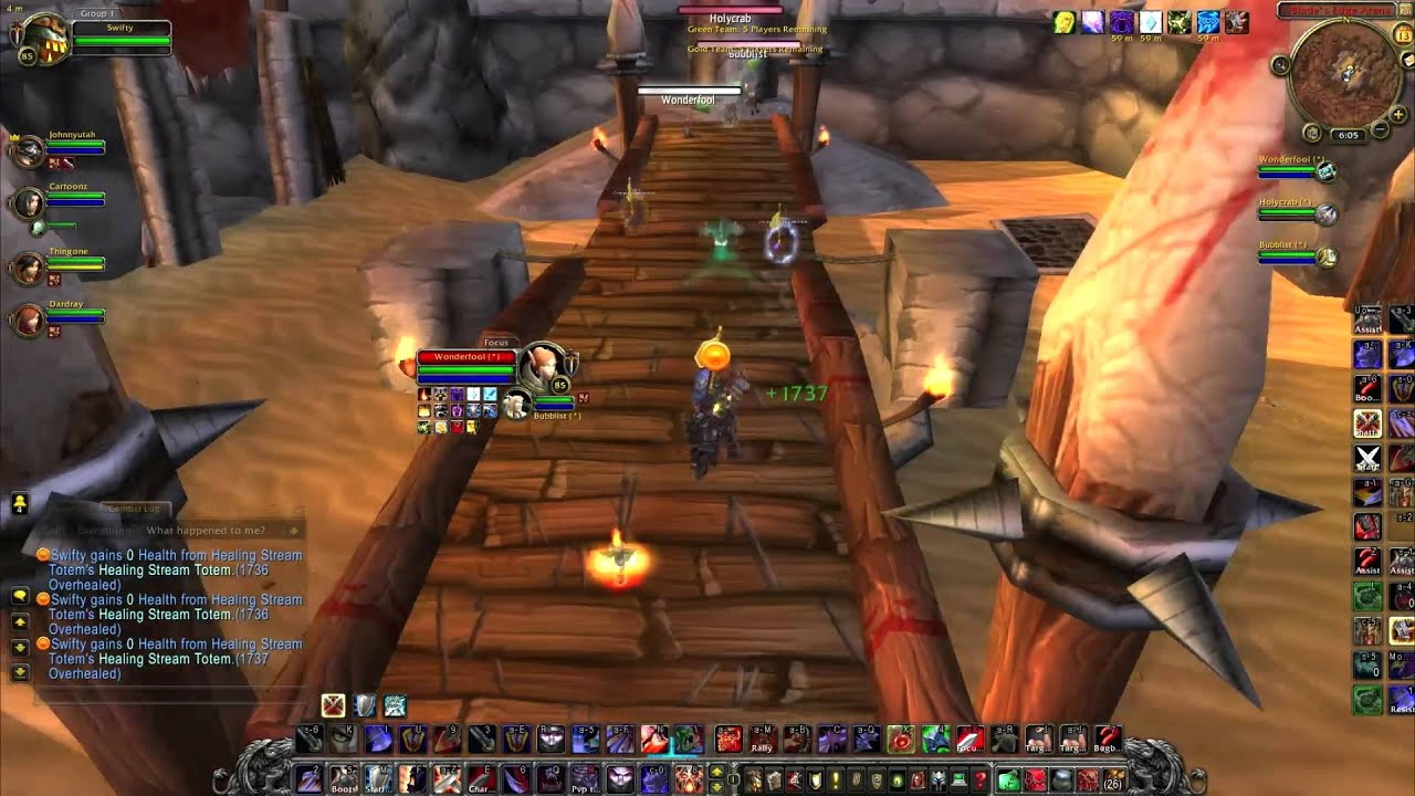 arena matchmaking wow World of warcraft arena world championship world of warcraft ladder ranks (for the new matchmaking system).