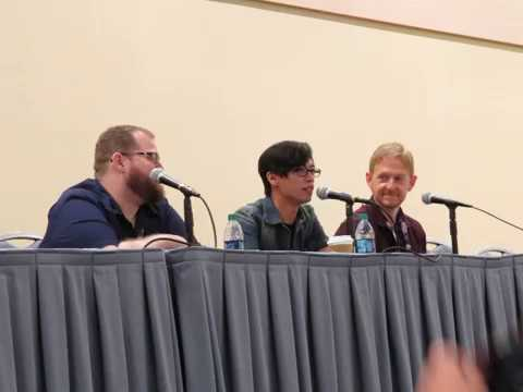 Anime Central 2018 Yuri On Ice Panel With Yuri, Yuri And Victor Part 1/2
