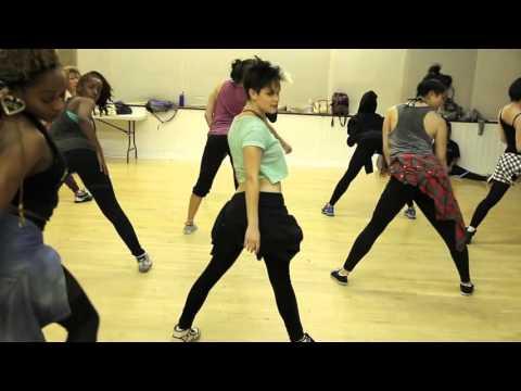 Khia   My Neck My Back Explicit Dancehall Funk Choreography