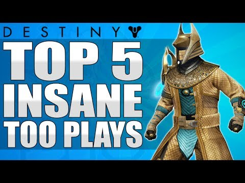 """INSANE 1v3 TRIALS PLAYS - Top 5 Trials Of Osiris Plays Of The Week / Episode 454 - Destiny"""