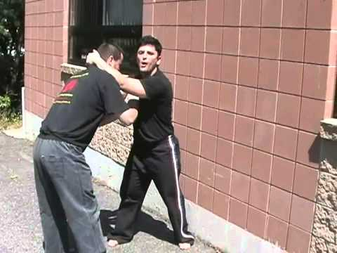 Kuntao Jiu-Jitsu Instructional Training Videos: Wall Defense Image 1