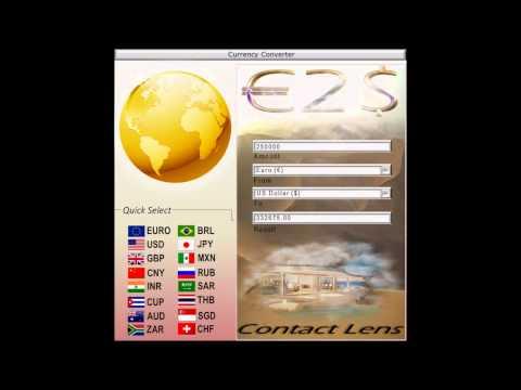CONTACT LENS - EURO TO DOLLAR [FULL ALBUM]