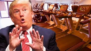 Trump Thinks Exercise Will KILL YOU
