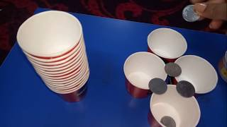 KITTY GAME cup+cup n coin+coin one minute (Jyoti creation)