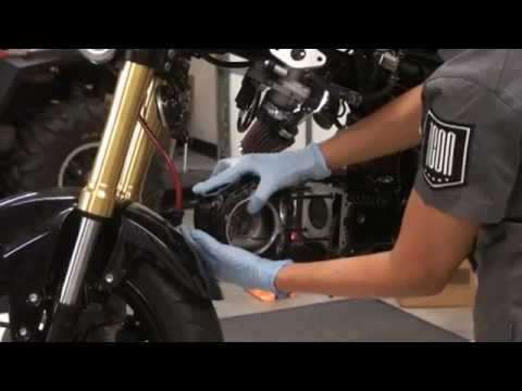 Honda Grom BigBore Kit Install PART 1