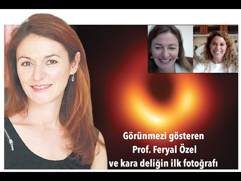 Prof. Feryal Özel ile kara delikler