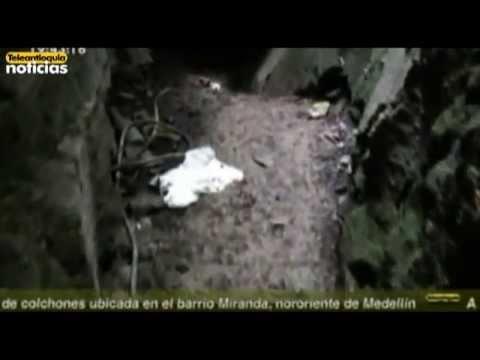 Explosión en mina de oro en Buriticá dejó una persona muerta y otras 8 heridas