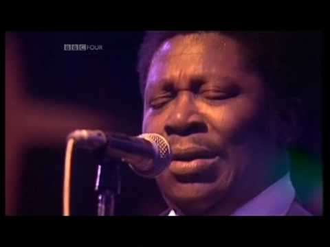 BB KING - Hold On (1978 UK TV Performance) ~ HIGH QUALITY HQ ~