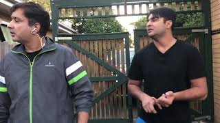 Headphone | Punjabi Funny Video | Mr Sammy Naz | Tayi Surinder Kaur | Gupta G