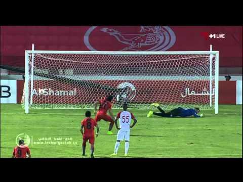 Review _ Lekhwiya 2-0 Alshamal (QSL 2014/2015)