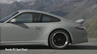 限量250輛Porsche 911 Sport Classic