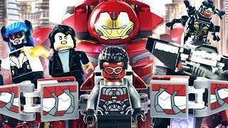 LEGO Avengers: Infinity War - The Hulkbuster Smash-Up  (76104) Review