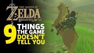 9 Things I Wish I Knew Before I Started Zelda: Breath of the Wild