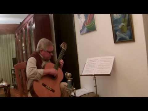 Francisco Tarrega - Study N 10