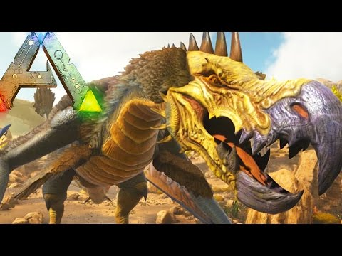 ARK: Scorched Earth - KILLING THE DODO WYVERN, DODOWYVERN FEAR EVOLVED BOSS BATTLE #13