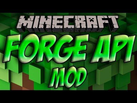 Minecraft 1.5.2 - Como Instalar MINECRAFT FORGE API MOD - ESPAÑOL [HD] 1080p