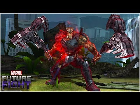 HARDEST WBU?! CULL OBSIDIAN (Gameplay & Guide) - Marvel Future Fight