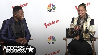 'The Voice': Alicia Keys & Chris Blue On His Big Win