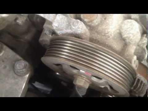 2003-2007 Honda Accord 2.4L Vtech Serpentine Belt Change-(Easy Way !!)