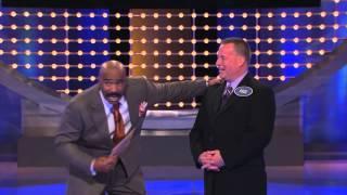 Steve Harvey has a Laugh Attack