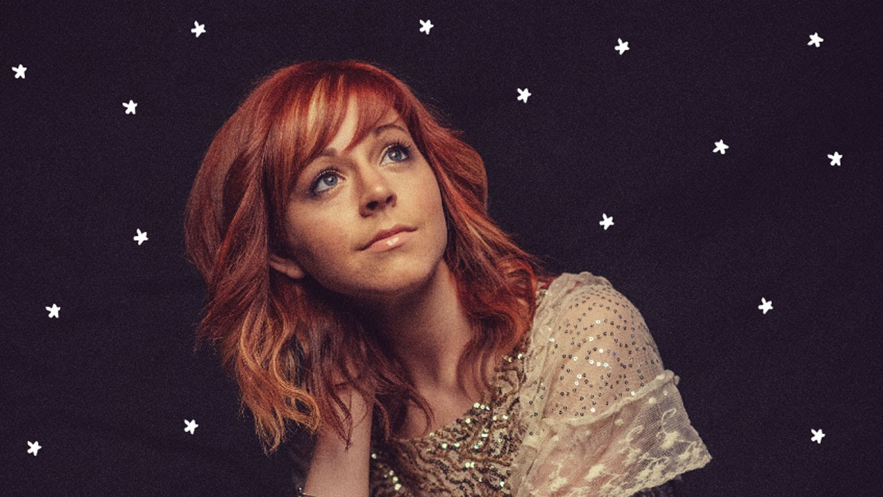 Lindsey Stirling Sisters Face With Lindsey Stirling
