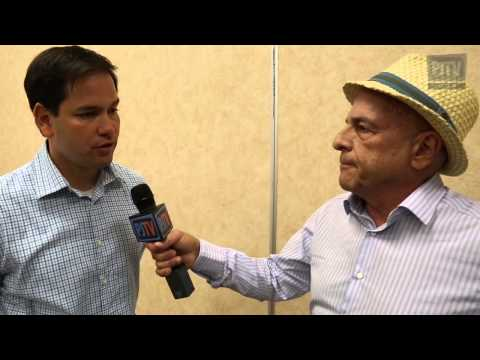 Marco Rubio: 'Evidence that Iran Wants a Nuclear Weapon' | PJTV