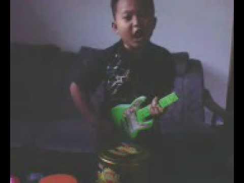 Lagu-lagu Metallica By Diego Bintang Chelsea Pranata [rocker Cilik] video