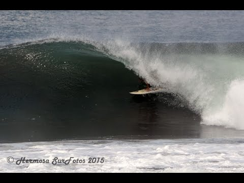 September 11 2015 Surfing Playa Hermosa Costa Rica