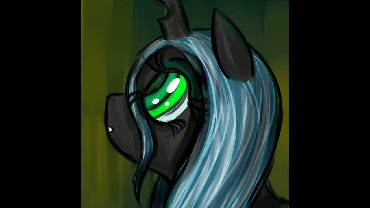 Mlp Mother And Foal Mother Changeling Foal Ver