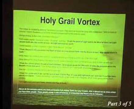 Vortex Energy Part 8 of 22 - Tuning A Vortex and Earth Grid
