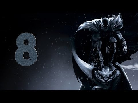 Batman: Arkham Origins #8 (Прохождение Walktrough let's play)