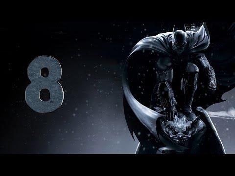 Batman: Arkham Origins #8 (Прохождение Walktrough let's play)
