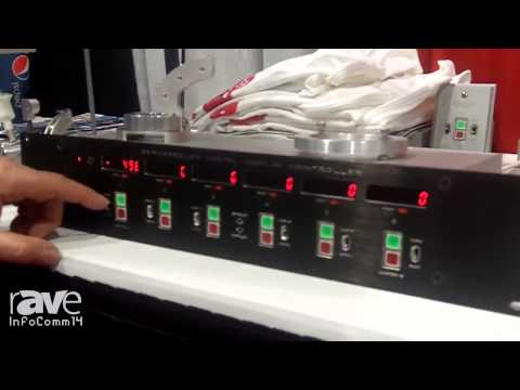 InfoComm 2014: Servoreeler Systems Talks About Their Microphone Deployment Systems