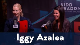 Iggy Rates the Casts' Butts! 7/7 | KiddNation